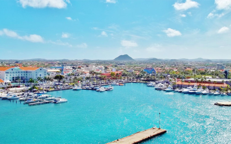 Port of call: ARUBA