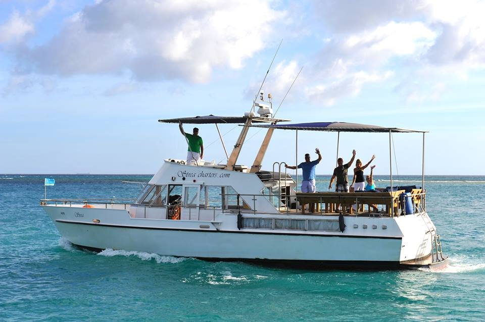 waving people private charter