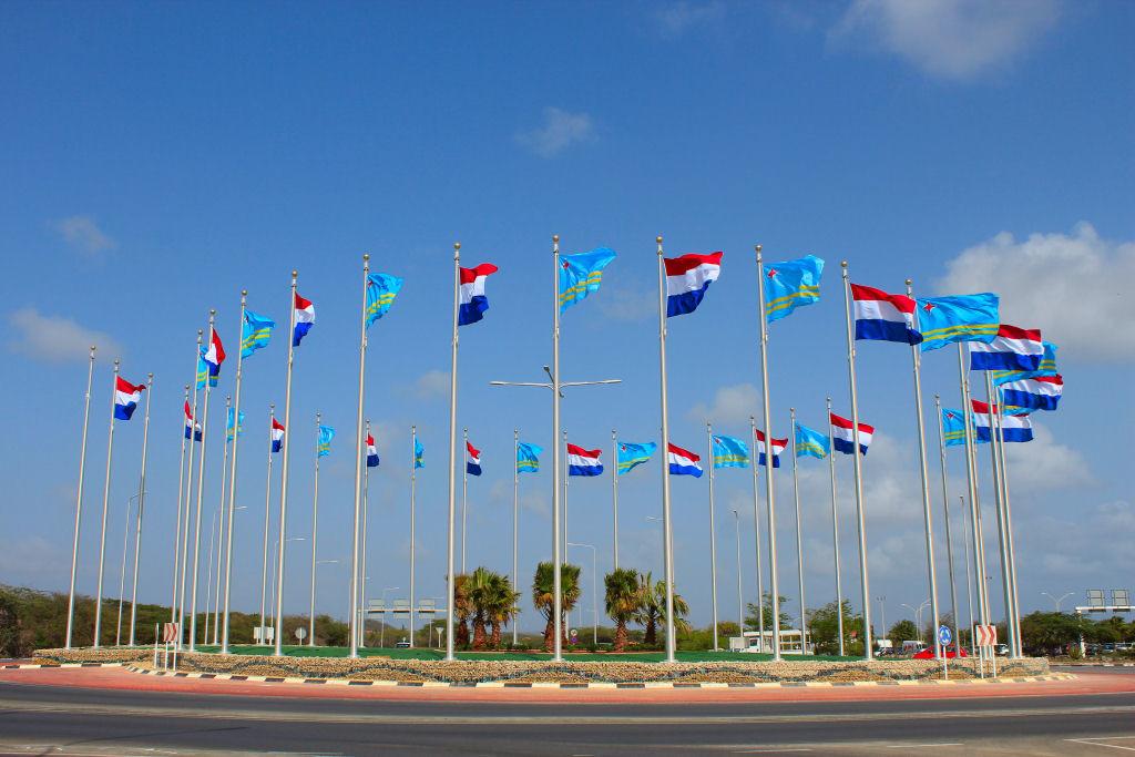 aruba arubian dutch Holland flags flag